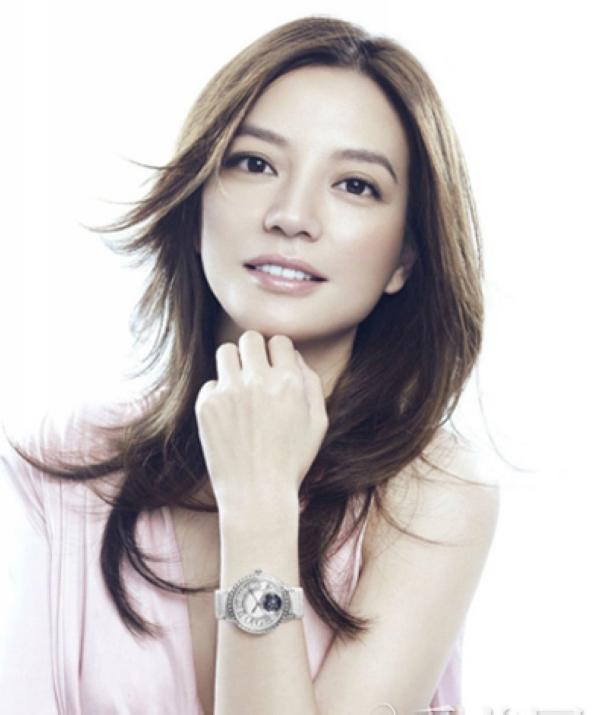 Чжао Вэй в новой фотосессии для брендовых часов Jaeger-LeCoultre 2014