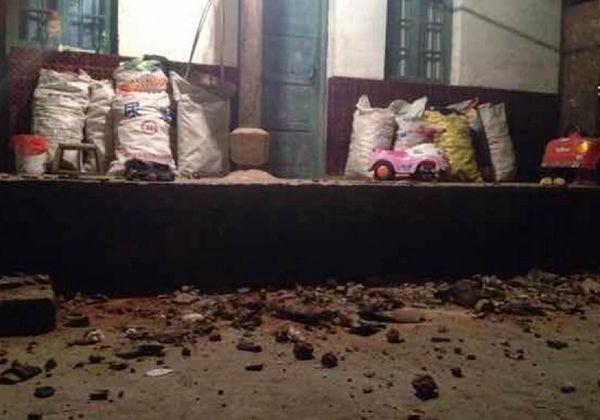В Юго-Западном Китае более 120 тыс человек пострадали от землетрясения магнитудой 6,6