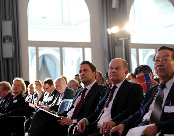 Открылся Гамбургский саммит в рамках Китайско-европейского форума