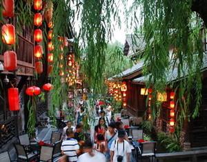 Десятка лучших туристических городов Китая в глазах иностранцев