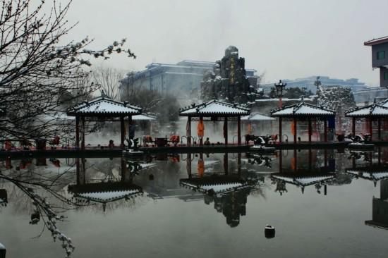 Отправляйтесь в 10 лучших в Пекине туристических мест для наслаждения горячими источниками и осенними пейзажами во время собрания АТЭС