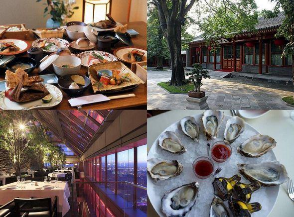 10 самых дорогих ресторанов Пекина