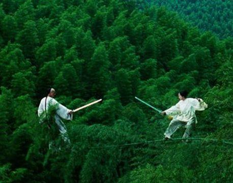 Какие китайские фильмы привлекательны для иностранцев?
