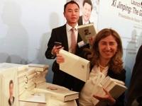 Во Франкфурте состоялась презентация книги 'Си Цзиньпин о государственном управлении'