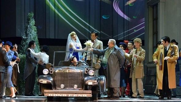 В Пекине презентуют новую постановку 'Дон Паскуаль'