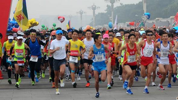 Пекинский марафон 2014: впервые за 22 года первенство перешло от китаянок к представительнице Эфиопии