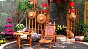 В Китае 'Нунцзялэ' - направление агротуризма - привлекло 900 млн туристов за год