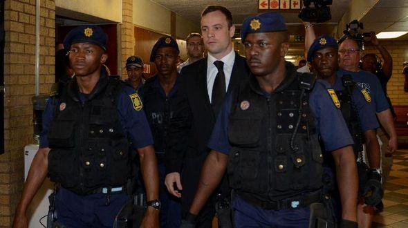 'Бегущий по лезвию бритвы' приговорен к 5 годам тюремного заключения
