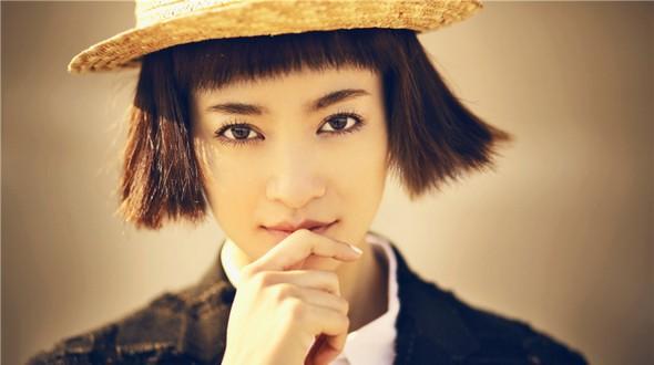 Фото: Стильная красавица Ли Шэн