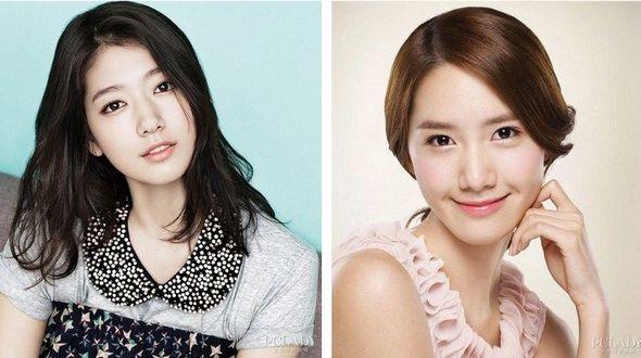 Южнокорейские женщины-звезды поколения 90-тых