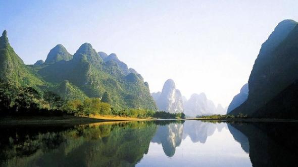 Тридцать самых красивых уездов Китая