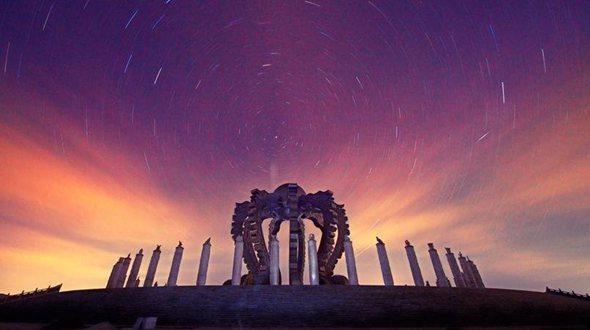 Очаровательные пейзажи Чжанцзякоу
