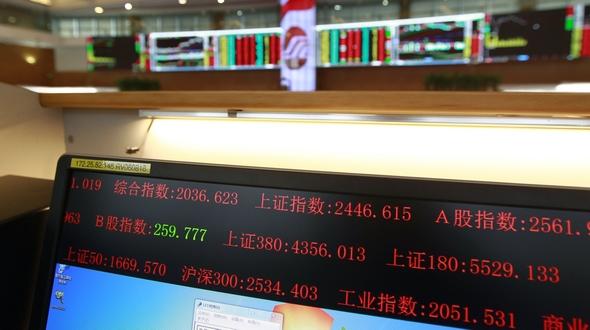 С 17 ноября фондовые биржи Шанхая и САР Сянгана официально начнут проводить совместные операции по торговле акциями