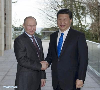 «Господин, друг, товарищ»: глубокая дружба между Си Цзиньпином и Владимиром Путиным