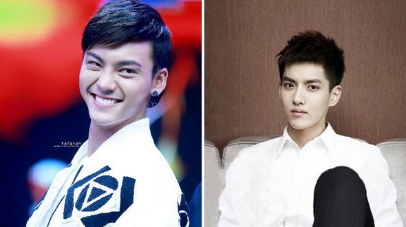 Самые популярные мужчины-звезды Китая