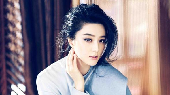 Красавица Фань Бинбин попала на обложку журнала «COSMO»