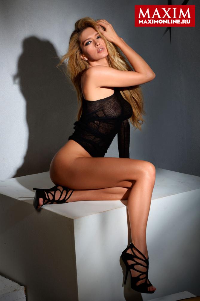 Сексуальная женщина россии