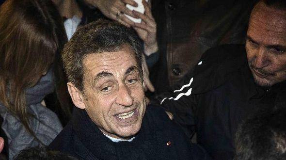 Президент франции н саркози избран