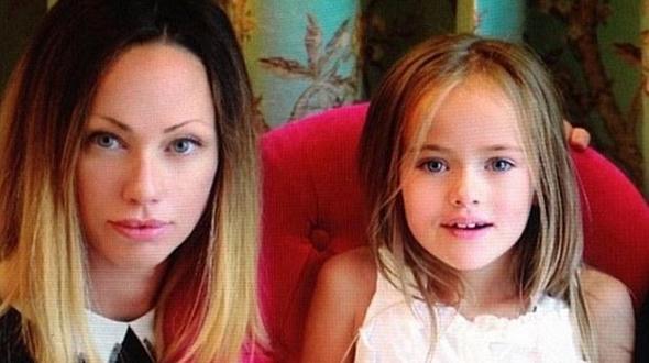 Родители самой красивой девочки в мире Кристины Пименовой