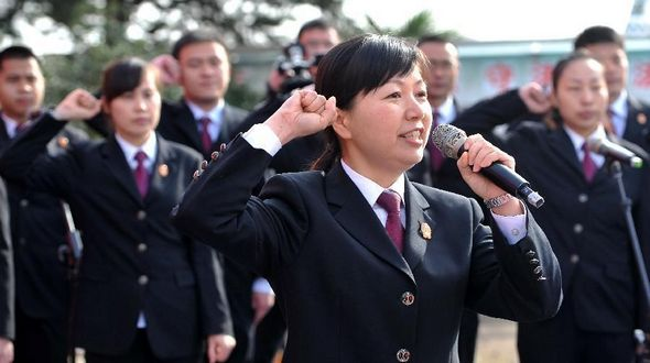 Китай готовится к встрече 1-го Национального дня Конституции