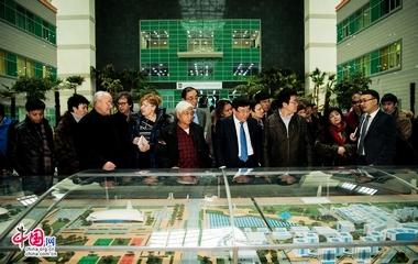 Группа почетных гостей международного культурного форума Шелкового пути посетила «Назарбаев университет»