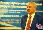 Б. Сейтбатталов о важной роли возрождения Великого шелкового пути в культурном сотрудничестве