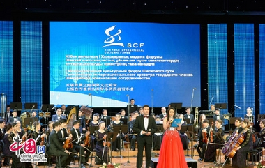 В Центральном концертном зале «Казахстан» были исполнены классические музыкальные произведения, фортепианный концерт «Сон в красном тереме» заслужил овации
