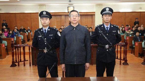 В Китае бывший зампредседателя Госкомитета по делам развития и реформ приговорен к пожизненному лишению свободы за взяточничество