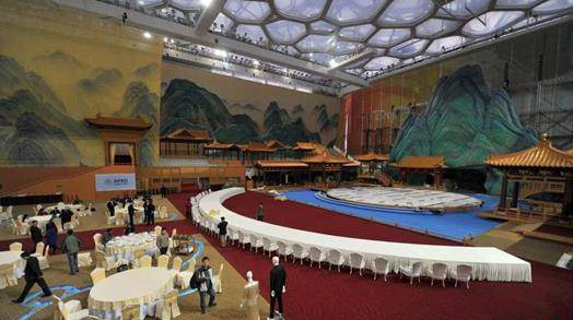 Государственный плавательный центр «Водный куб»: бурный рост посещений благодаря тематике АТЭС
