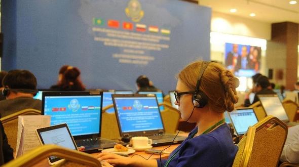13-е заседание Совета глав правительств государств-членов ШОС состоялось в Астане