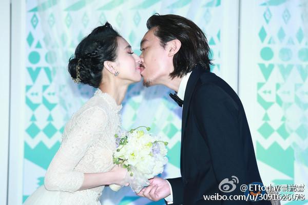 Фото: Торжественная свадьба Дай Пэйни