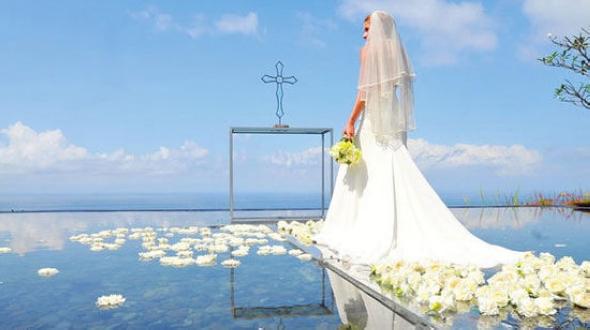 Райское место для медового месяца – остров Бали