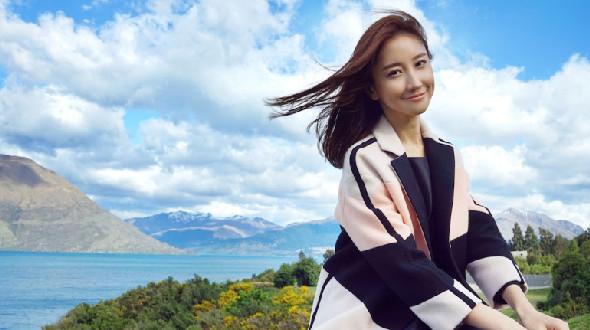 Новые снимки китайской актрисы Чэнь Чньфэй