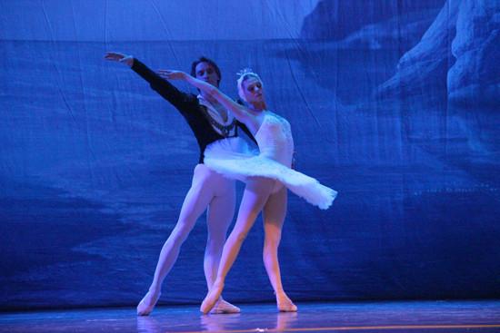 В КНР завершились гастроли Национального театра оперы и балета Украины