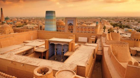 Узбекистан – страна прикладного искусства