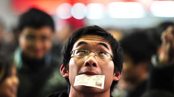 В Китае стартовала самая масштабная в мире сезонная миграция населения в связи с предстоящим праздником Весны