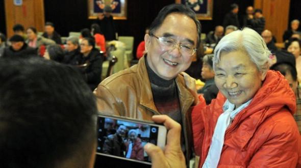 Пекинская ассоциация по строительству и помощи Тибету организовала званое чаепитие