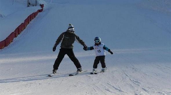 Горнолыжная база в Чунли стала популярна в процессе заявки на проведение Зимней Олимпиады-2022