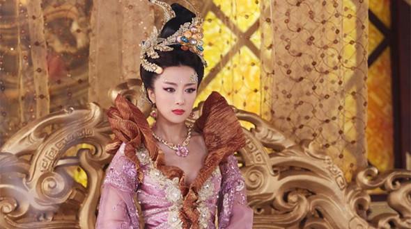 Ли Исяо в телесериале «The Investiture of the Gods»
