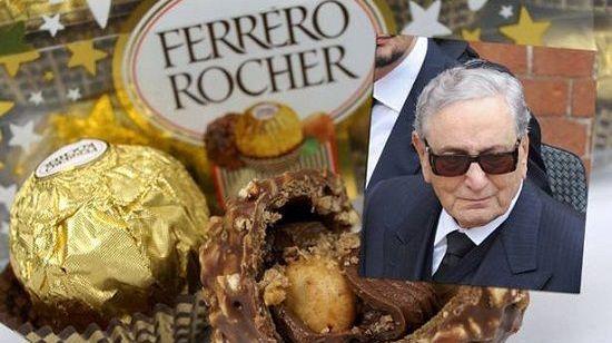 Шоколадный магнат Микеле Ферреро скончался в День святого Валентина