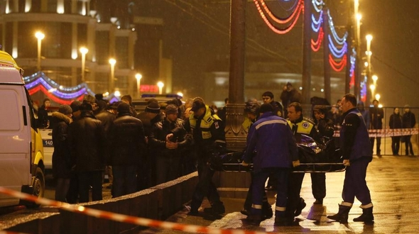 Срочно: в Москве застрелен Борис Немцов -- ТАСС