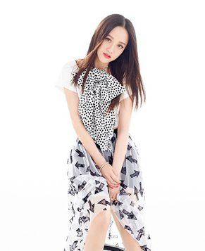 Красавица Чэнь Цяоэнь на обложке журнала