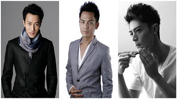 Популярные в последнее время китайские мужчины-звезды