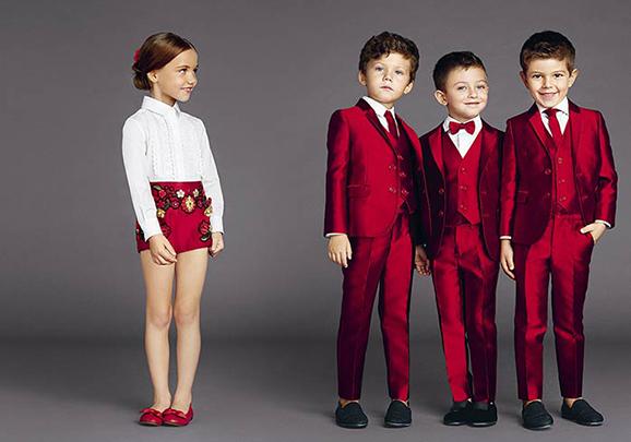 eecfb56a Самая модная детская одежда 2015 года от брендов класса  люкс_russian.china.org.cn
