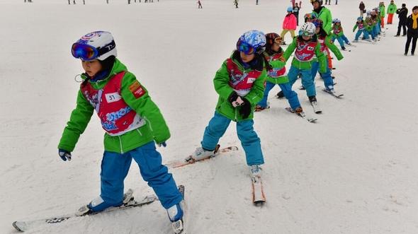 Заявка на проведение Зимней Олимпиады-2022 пробуждает в китайской молодежи желание заниматься снежными видами спорта
