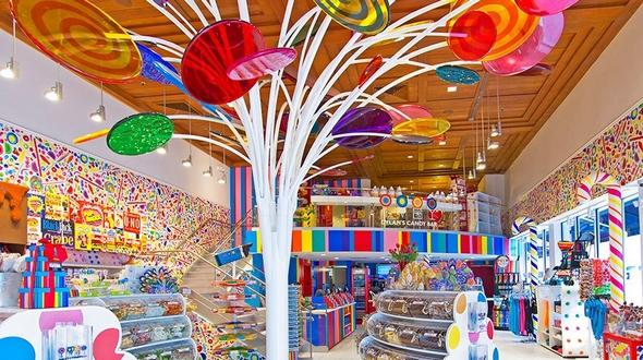 10 магазинов сладостей вашей мечты