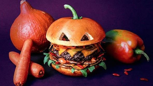 Креативные и аппетитные гамбургеры
