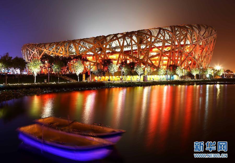 Стадионы, на которых планируется проводить соревнования в случае получения Пекином и Чжанцзякоу права на проведение Зимней Олимпиады-2022