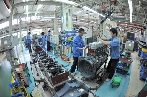 В январе-феврале с.г. прибыль крупных промышленных предприятий Китая упала на 4,2 проц