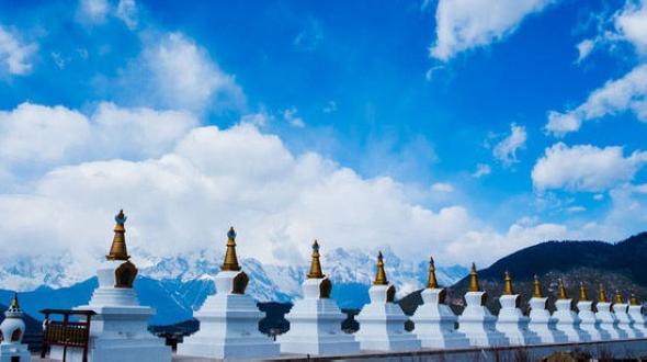 Шангри-ла – рай на земле